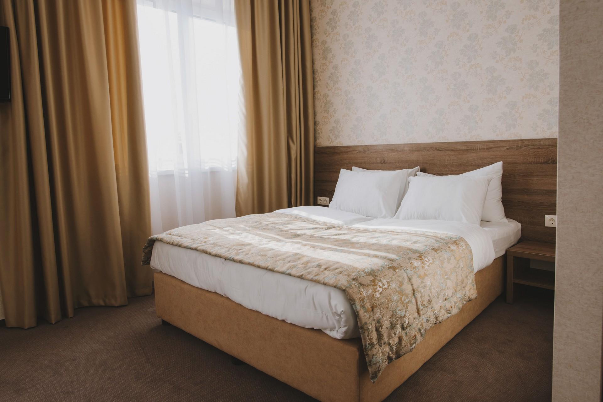 номер стандарт двуместный - Алькор отель