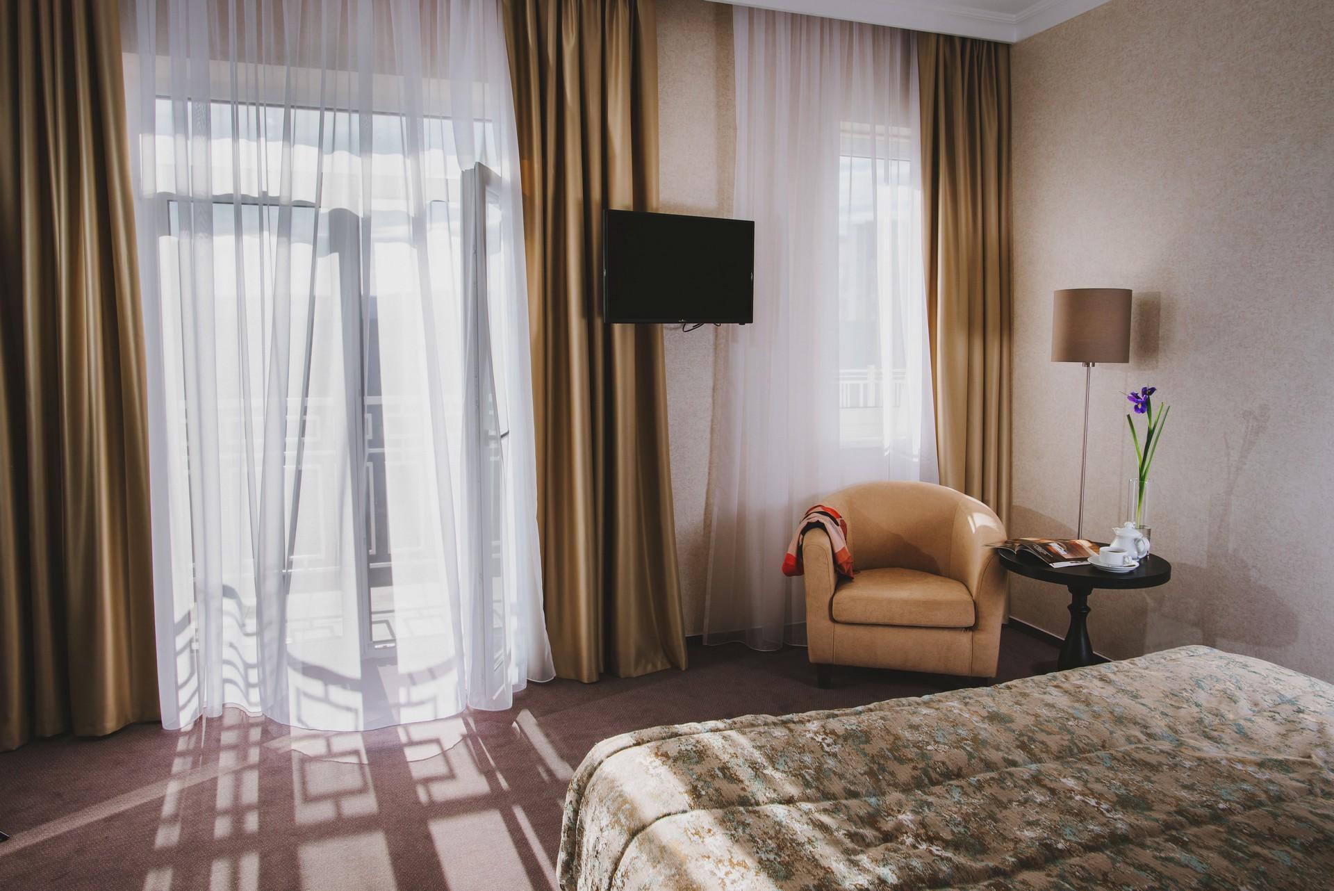 номер стандарт улучшенный - Алькор отель